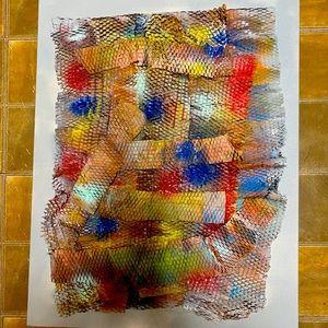 Unique Exquisite Abstract Art
